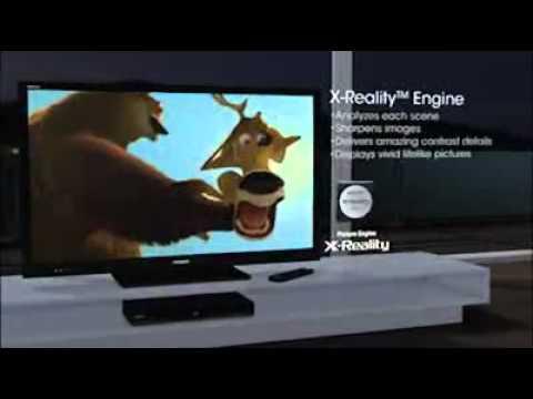 Sony BRAVIA KDL46EX720 Review