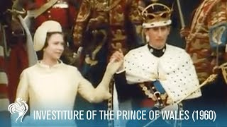 Video Prince Charles: Investiture of the Prince of Wales aka POW (1969) | British Pathé MP3, 3GP, MP4, WEBM, AVI, FLV Juli 2018