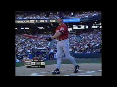 2001 Major League Baseball Home Run Derby