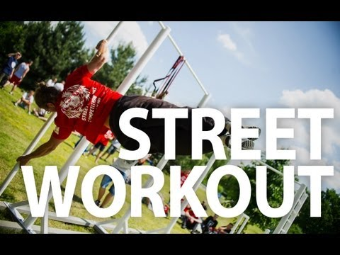 Trec Games 2013 – Street Workout Competition (First Street Workout Championship in Poland)