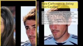 be creativo  Subscribe today and give the gift of knowledge to yourself or a friend Sara Carbonero Dating History1 : Sara Carbonero Dating History2 : Sara Carbonero is dating Iker Casillas