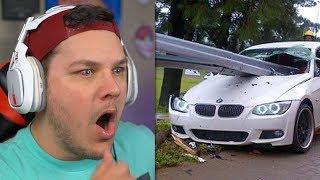 World's Luckiest People - Reaction