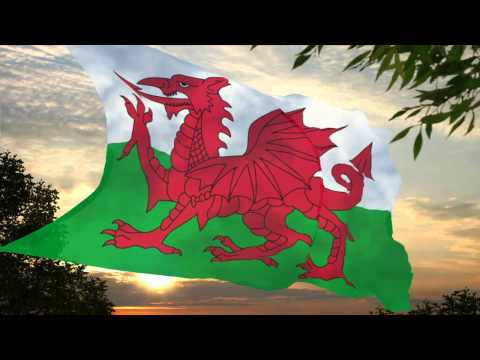"""Men of Harlech"" — Fron Male Voice Choir"