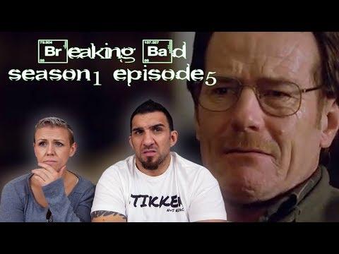 Breaking Bad Season 1 Episode 5 'Gray Matter' REACTION!!