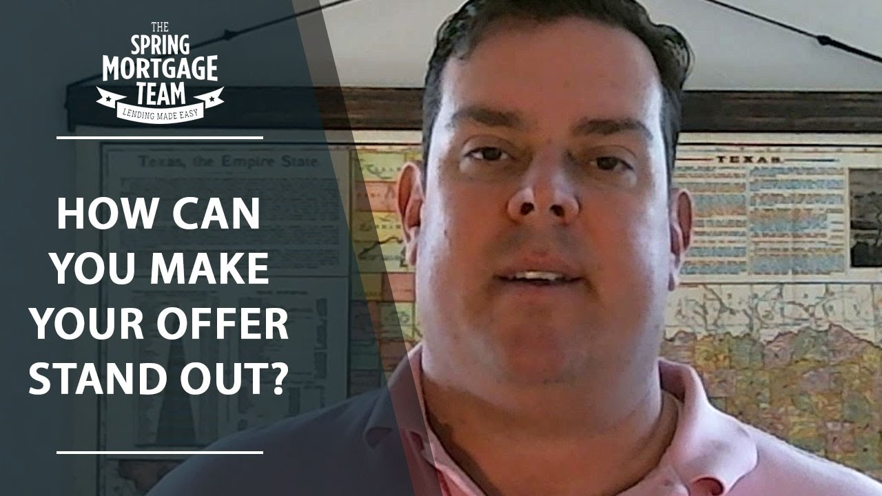 How Can You Make Your Offer Stand Out?