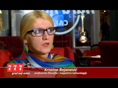Gost: Kristina Bojanović - magistrica kulturologije