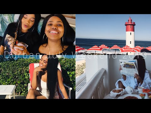 VLOG: How We Spent Our Durban July Weekend 2019   Landzy Gama