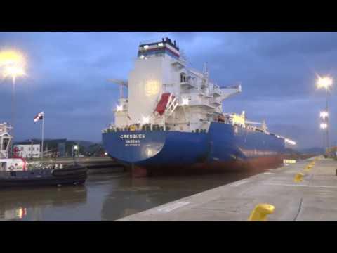 Трафик через расширенный Панамский канал: размер имеет значение - Центр транспортных стратегий