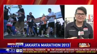 Pelari Ethiopia Dan Kenya Menangi Jakarta Marathon 2013