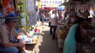 Chisinau Moldova  city images : Walking in Chişinău, Moldova market