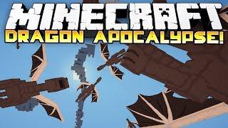 Minecraft: ENDER DRAGON APOCALYPSE! - w/Preston, Jerome, Bashur&Husky!