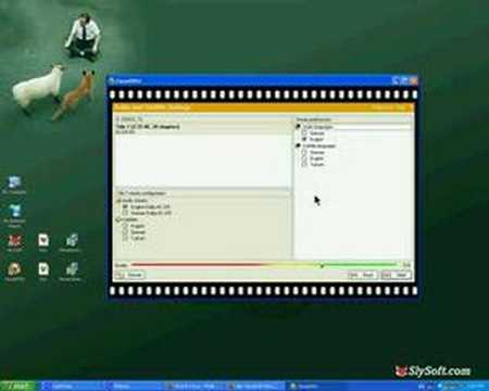 Copy a DVD using AnyDVD and CloneDVD