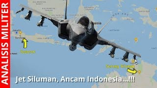 Video Tantangan Indonesia, Pesawat Tempur Siluman Ini Perkuat Australia MP3, 3GP, MP4, WEBM, AVI, FLV Juni 2019