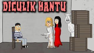 Video Diculik Hantu Rumah Kosong | Animasi Horor Kartun Lucu | Warganet Life MP3, 3GP, MP4, WEBM, AVI, FLV Mei 2019