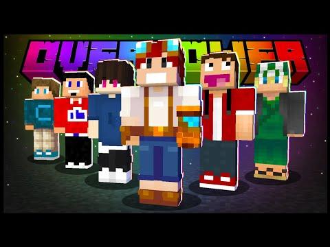 O INÍCIO DA SÉRIE MAIS OVERPOWER DO MINECRAFT!! - Minecraft Overpower #1