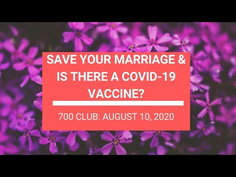 The 700 Club - August 10, 2020