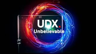Why the UDX large venue projectors provide unbelievable experiences