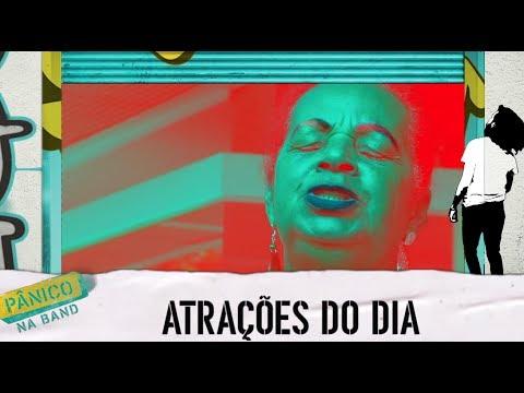 Pânico na Band - ATRAÇÕES DO DIA 18.06.2017