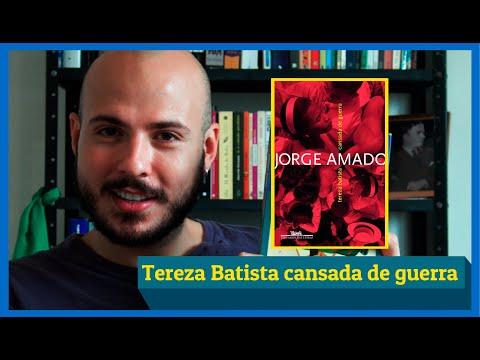 ?Tereza Batista? de Jorge Amado e a eterna guerra do Brasil