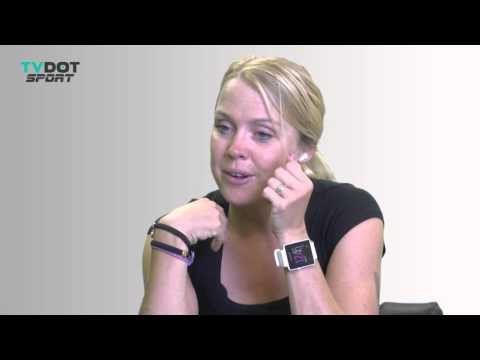 TVdot – Sports i studiet, Michelle Triatlon. 2015
