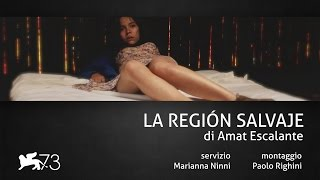 Nonton LA REGIÓN SALVAJE di Amat Escalante Film Subtitle Indonesia Streaming Movie Download