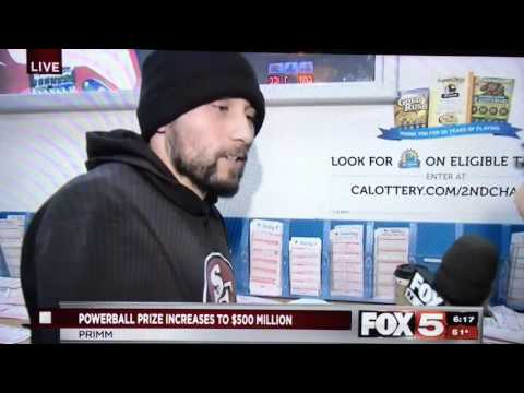 Best Lottery Answer Ever!