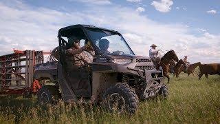 10. 2018 RANGER XP® 1000 – More Rugged | Polaris Off-Road Vehicles