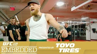 Video UFC 229 Embedded: Vlog Series - Episode 1 MP3, 3GP, MP4, WEBM, AVI, FLV Februari 2019