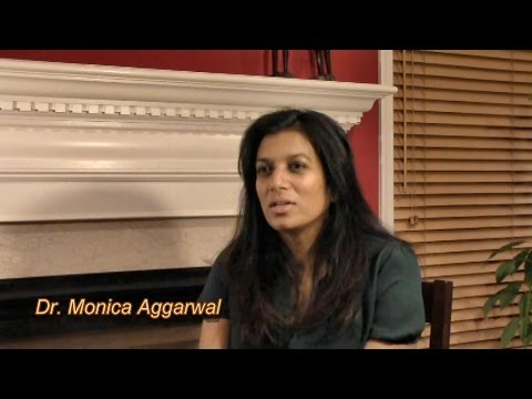 Dr. Monica Aggarwal's Story