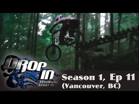 Drop In TV, Season 1 Ep. 11 (the original mountain bike TV series) FULL EPISODE