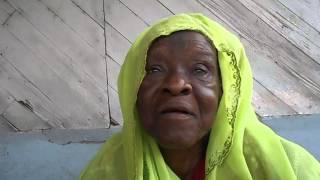 Hadja Domani Diaré, mère du Général Nouhou Thiam :