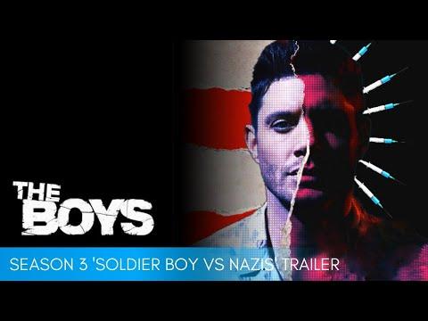 THE BOYS Season 3 (2021) Teaser Trailer Ft. Jensen Ackles's Soldier Boy | Amazon Prime Video