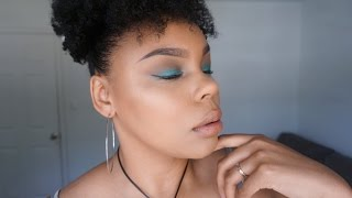 Hey Loves! This is a very simple #GREENBEAUTY look! This look is perfect for those that want to add a pop of color. Let me know in the comments if you like this look. (Makeup listed in the video; organic, non-toxic, and cruelty-free). Laws Of Nature Foundation: http://www.lawsofnaturecosmetics.com/store/p2/foxy-finish-mineral-creme-foundation (NOT AN AFFILIATE LINK) **COUPON CODE: MALIKA 20% -I'M NOT RECEIVING COMMISSION, This code is for your use as well as mine.Outre Half Wig Dominican Blowout Relaxed https://www.youtube.com/watch?v=h762t...Juice Beauty Review: https://www.youtube.com/watch?v=lrC64...Glory Boon Brow Pomade: https://www.youtube.com/watch?v=kLHM4...Honest beauty Unboxing: https://www.youtube.com/watch?v=eXBqK...Why I went green with beauty/body: https://www.youtube.com/watch?v=Fb1h7...Let's stay Connected!! Social Media Instagram&Snapchat@Malikalovesshttps://www.instagram.com/malikalovess/Google Plus:https://plus.google.com/+MalikaLoveSubscribe:https://www.youtube.com/channel/UCICL...For business only:Bookmalikalove@gmail.com!!!!!!!Currently I have no P.O. BOX !!!!!!!Want to do a video collaboration?Contact me via any of my social media outlets or email.Try Honest Beauty: https://www.honestbeauty.com/?share=9... (REFERRAL link) Have you tried ebates? join now and get money back when you sign up through my referral link! (REFERRAL Link)http://www.ebates.com/rf.do?referreri...(FTC Disclaimer: This video is not sponsored, all views are my own. I purchased all products with my own money, unless otherwise specified in the upper description or in the video. Links that are affiliate links will be stated in quotation marks by the links. If there is an affiliate link that means that i receive a small commission when you purchase through my link.. All my links are safe. I would never put up affiliate links without allowing you to know. This also goes for coupon codes. However, some coupon codes i provide do not provide me with commission and i will always state if they do or don't by the coupon code. Some companies give you coupon codes, as Laws Of Nature Cosmetics did for me (MALIKA) but did not offer me any commission, they only allowed me to use the code to get the same percentage off you get, when purchasing their products. Thank you for reading this and continuing to support me.)Music: Hypnotized By AuhnestyTagsPlain Jane BeautyBlac minerals cosmeticsWoc makeupGreen beauty makeupsimple makeup