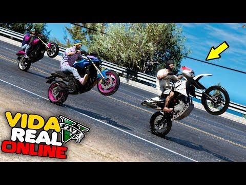 VIDA REAL - FUI NO ROLE DE MOTO DE XT 660R CHAVE !!  #454