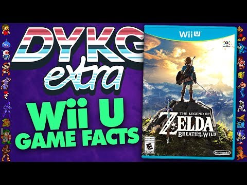 Wii U Games Facts - Did You Know Gaming? extra Feat. Greg (Nintendo)