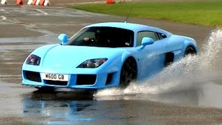 200MPH In The Noble M600 - Fifth Gear by Fifth Gear