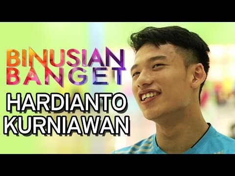 BINUSIAN BANGET – Hardianto Kurniawan – Management Student (Online)