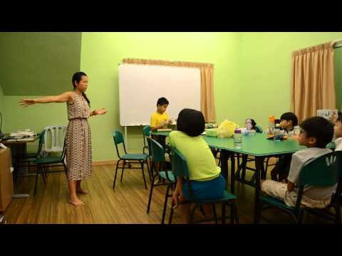 """26th Jul 2014. """"Water Education"""" by Vickie Yau (EP03)."""