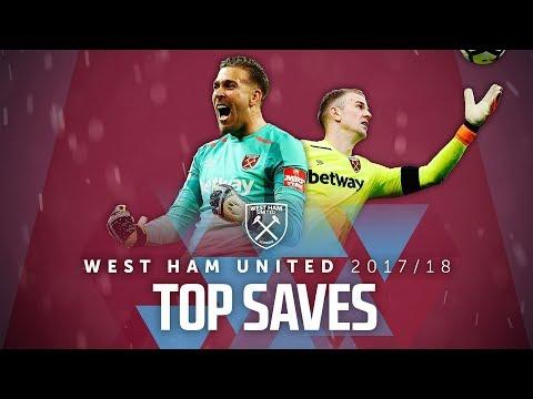 TOP SAVES | 17/18 (видео)