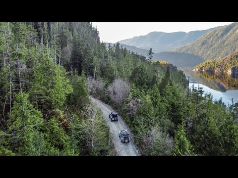 JEEP CAMPING IN THE STUNNING B.C. WILDERNESS  // EFRT S6 EP12