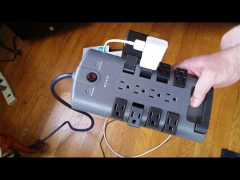 The Best Surge Protector [2017 Review] for a TV or PC setup