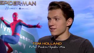 Get close to the costumed crime fighter and amazing action sequences on the big screen. Hear from the SPIDER-MAN: HOMECOMING cast on why this summer blockbuster is a must-see for everyone.Spider-Man Homecoming opens at AMC Theatres on July 7! Get your tix now: amc.film/2rJwDY5