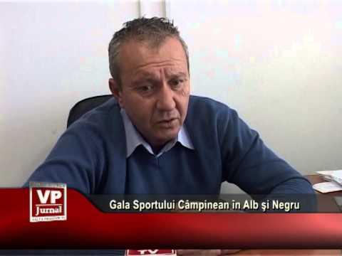 Gala Sportului Câmpinean în Alb şi Negru