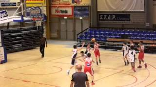 Tresses France  city images : 16012016 Basket U13 Region Boulazac vs As Tresses