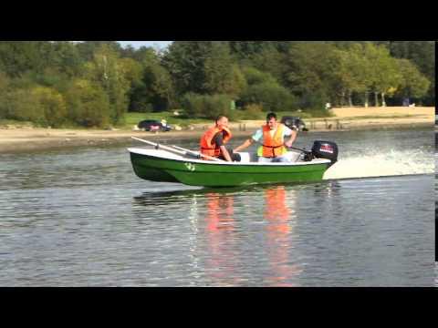 пластиковые лодки пингвин под мотор 15 л.с