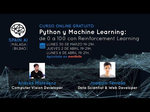 Clase 5 - Python y ML: De 0 a 100 con Reinforcement Learning