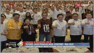 Video Jokowi Senang dan Sambut Baik Yusril Ihza Jadi Pengacaranya - BIP 07/11 MP3, 3GP, MP4, WEBM, AVI, FLV November 2018