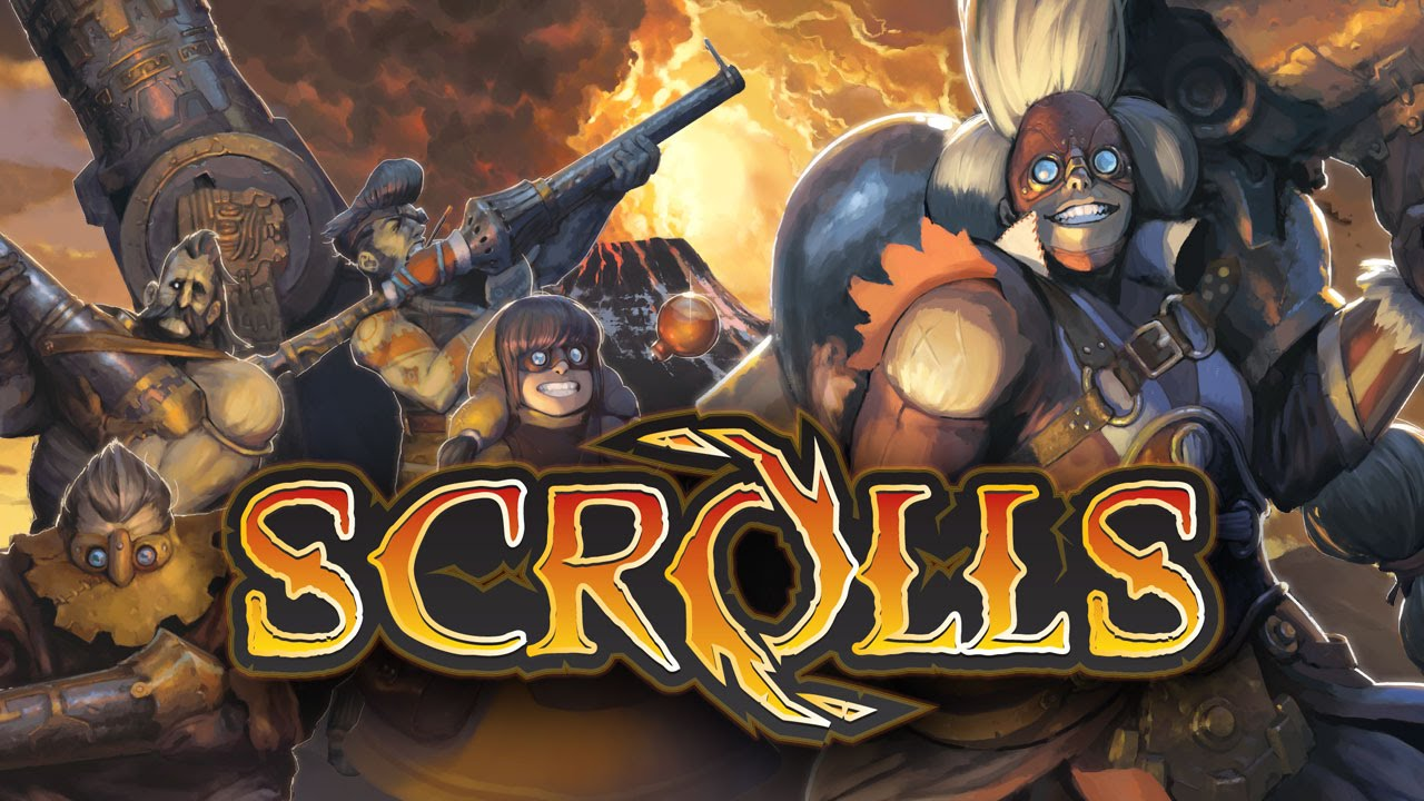 Mojang is Ceasing Development on Card Battler 'Scrolls', iOS Version Pretty Doubtful Now