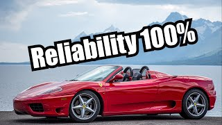 My Most Reliable Ferrari 360 Just Crossed 20,000 miles by Super Speeders