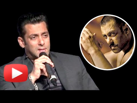 Salman Khan REVEALS About His Sultan Look